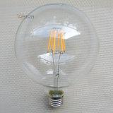 Glühlampe der Dimmable Weinlese-Kugeledison-Birnen-E26 LED der Lampen-G80 G95 G125 des Heizfaden-LED
