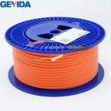Dia 3.0 Mm кабеля двухшпиндельной Двойн-Куртки крытого