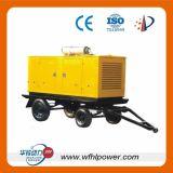 Gerador de Reboque móvel Diesel 10-500kw