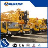 Grúa hidráulica Qy50kb del carro de Oriemac de 50 toneladas. 5