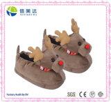 3D Stuk speelgoed van Kerstmis van de Pantoffels van de Elanden van Herten Dierlijke