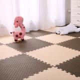 Couvre-tapis personnalisé d'exercice de puzzle de mousse d'impression de couleur à vendre