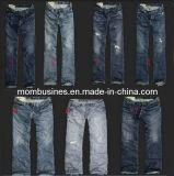 Pantalones vaqueros de los hombres