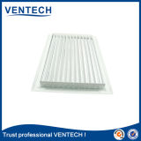 Белый цвет одного отклонения решетку воздуха для вентиляции и использовать