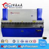 Prensa hidráulica para doblado de chapa metálica de acero