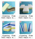 Su uso en casa Cocina Magic titular de la esponja de limpieza