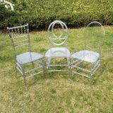 Banquete de los muebles del hotel que cena la silla de Chiavari Tiffany del restaurante del ocio para la boda