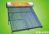 Presión calentador de agua solar integrada (Q-B-J-IP2)