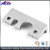 Piezas de aluminio que trabajan a máquina que muelen del CNC de la precisión de las telecomunicaciones
