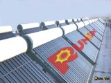 Niedriger unter Druck gesetzter Solarwarmwasserbereiter (Projekt)