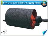 D250-1000mm en acier au carbone de la poulie d'entraînement du convoyeur