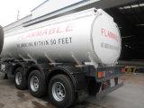 Трейлер топливозаправщика 30 Axles Cbm 3 химически
