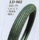Banden Van uitstekende kwaliteit van de Motorfiets van de Levering van de Fabriek van Qingdao de Professionele (2.25-14)