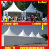 Популярные высокое пиковое пагода палатка 4X4m 4м х 4 м 4 на 4 4X4 4m