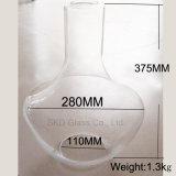 Ultra freies transparentes Glas durchbrennen für Tisch-Lampe I080