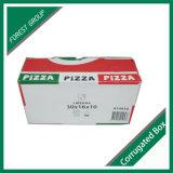 يغضّن ورق مقوّى يعبر بيتزا صندوق