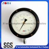 Medidor de pressão de precisão de teste cheio com prova de choque inferior