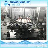 Linha de produção de lavagem líquida simples e eficaz da água mineral