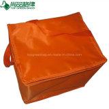 Le refroidisseur portatif de glace réutilisé par biens de papier d'aluminium met en sac le sac de déjeuner de pique-nique
