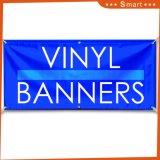 Affichage de prix d'usine Taille personnalisée de la publicité de plein air Bannière de vinyle