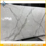 High Quality Marble White Slabs for Wholesale Snowflake White Tiles