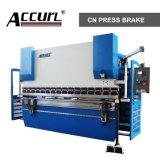 freno hidráulico de presión hidráulica de control numérico / prensa de doblado de flexión