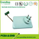 Moldeo por inyección de plástico personalizada para la Cámara de plástico piezas Monitor