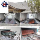Mattonelle di tetto galvanizzate rivestite di pietra di Wante Home Depot
