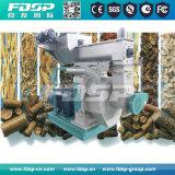 La máquina de madera de la nodulizadora para la madera de la biomasa granula los combustibles