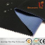 屋外のジャケットのための柔らかいシェル3つの層の伸張Fabric+TPU+Polarの羊毛の