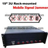 emisión móvil de la señal de la cárcel Rack-Mounted de la prisión 600W de 19inch 3u