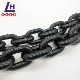 13mm óxido preto G80 EN818-2 Corrente de Elevação