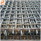 En acier inoxydable 304 Noeud Wire Mesh serti