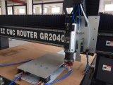 Гравировка сильного металла Ezletter обрабатывая и высекать маршрутизатор CNC (GT2040ATC)