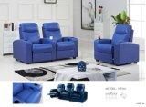 USB 책임 영화 의자를 가진 VIP 극장 Recliner 소파 홈 영화관 의자