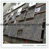 中国の花こう岩の大理石のカウンタートップ