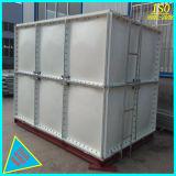 Plastique renforcé de fibre de verre SMC GRP Réservoir de stockage de traitement d'eau