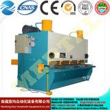Máquina que pela de la placa, serie de la máquina QC11y de la guillotina que pela hidráulica
