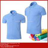 Logo personnalisé imprimé 160gsm promotionnel Coton T-Shirt à manches courtes (P241)
