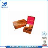 Custom cartón impreso el logotipo de caja de papel de embalaje de té