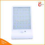 One Solar 월가 정원 Light Outdoor에 있는 36 LED Motion Sensor All