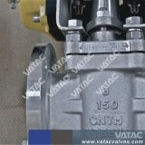 Valvola a rubinetto di Sleevetype del corpo di Wcb/CF8/CF8m con il manicotto di PTFE