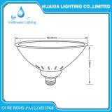 Luz subacuática de la piscina E27 de la fuente de la fábrica de la lámpara teledirigida de la piscina