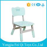 Mesa das crianças da cor de Macarons e jogo da cadeira, tabela do jardim de infância, bebê, cadeira de levantamento, cadeira ajustável