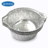 Conteneur d'aluminium recyclables pour l'emballage alimentaire