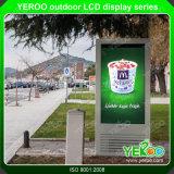 LCD表示を広告する屋外のデジタルを広告するMorden