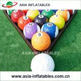 Gioco gonfiabile di sport di gioco del calcio dello snooker per le attività di banco