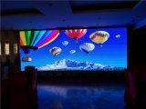 Schermo di visualizzazione caldo del LED di pubblicità esterna di HD P10