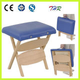 Beweglicher hölzerner Massage-Schemel (thr-wst001)