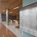 알루미늄 클래딩 위원회 장식적인 금속은 벽 분배자를 깐다